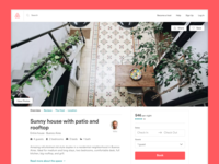 Airbnb PDP