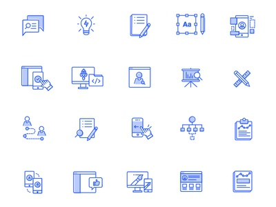 UX / Ui Icons - Download