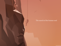Searching human soul