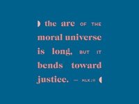 arc toward justice