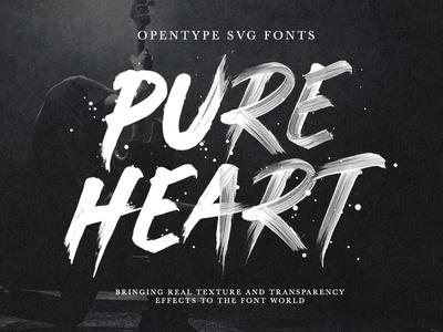 Opentype SVG Fonts