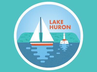 Hello, Huron.