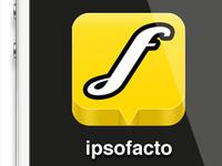 Final version iOS ipsofacto icon v.1.9