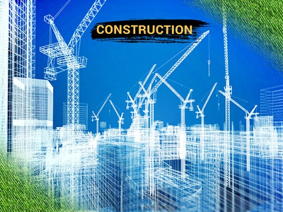 Construction PSD Template
