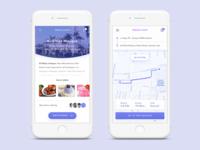 Takjil Finder App Concept