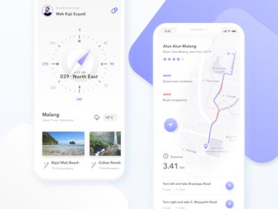 Backapacker & Traveler Exploration App