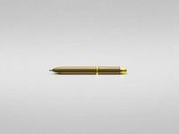 Brown pen