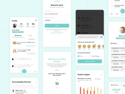 weCare Mobile App