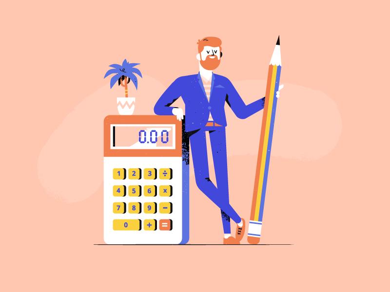 Calculator guy 2