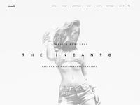 Incanto - Minimal & Stylish WP Theme