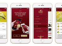 Grants iOs App