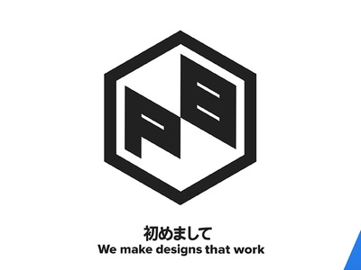 P8. Digital agency branding