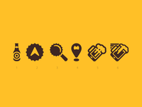 Question: Find Beer Icon