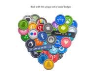 Social Badges Site