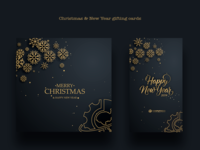 Christmas & New Year gifting cards