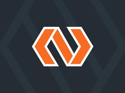 Personal Logo - Nathan Simpson tech design logo