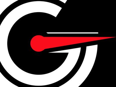 The Garage - Icon icon automotive cars app logo branding