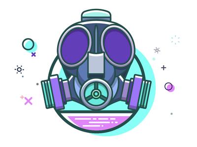 365 daily challenge_respirator