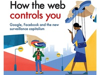 How the web controls you