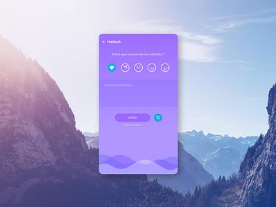 A meditation application concept 2 iphone meditate sloth playlist list calm ui ux meditating feedback