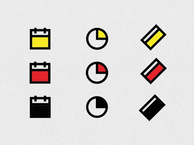Simple Line Icons - Work in progress