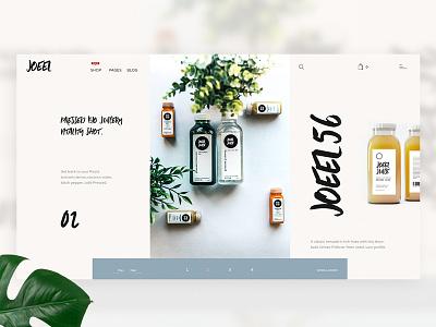 Joeel Shopware Theme userexperiencedesign webdesign userinterfacedesign uxdesign ux shop shopware theme uidesign ecommerce