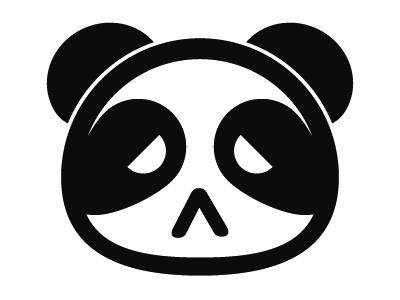 Sad panda deux
