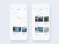 Travel iOS App - Search Hotels