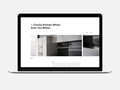 Horizon - Product Page. Details