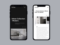 Horizon - Mobile Responsive Design