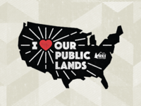 I Heart Our Public Lands — USA