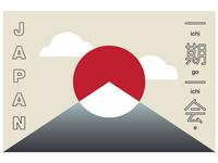 evoTrip Japan Postcard