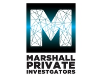 Marshall Private Investigators - Daily Logo Challenge Day 4
