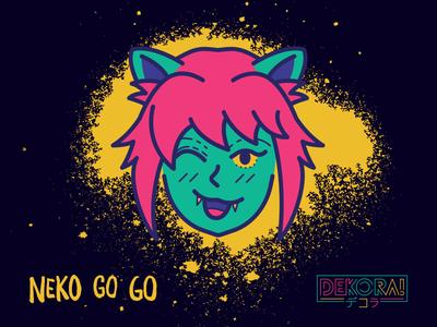 Neko Go Go