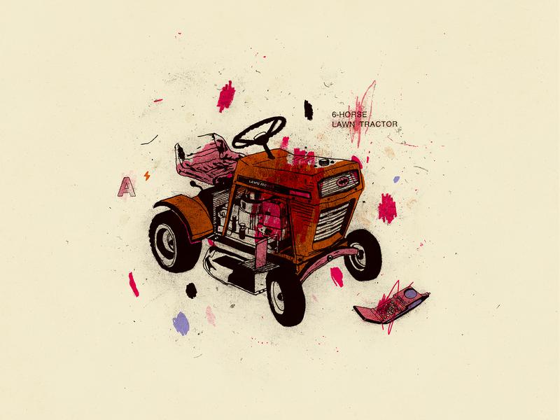 Untitled graphic design illustrator design textures mixed media illustration