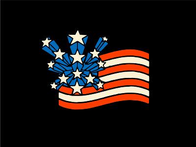 Merica texas austin illustration americana american vintage retro texture stripes stars world thursday vote november election usa flag america