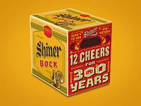 San Antonio Anniversary Bock Box