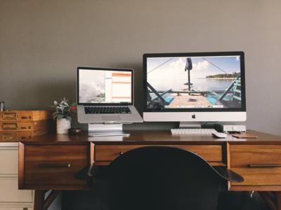 Home Workstation Set Up