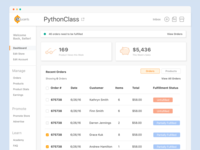 Educents Seller Dashboard Redesign