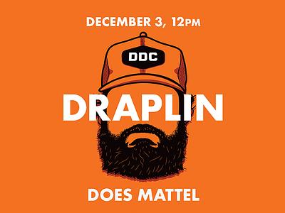Draplin Poster illustration vector ddc endreola design poster draplin