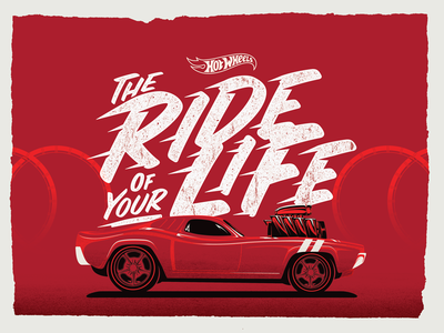 """Ride Of Your Life"" Poster"