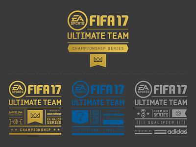 Championship Series logo system v.1 champion championship soccer fifa unused modular crown logo