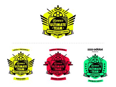 Championship Series logo system v.1 football scarf soccer crest crest unused soccer logo fifa crown championship champion