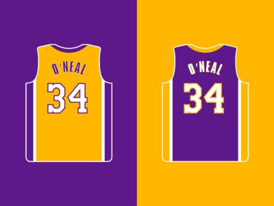 My Favorite Lakers - 2000's SHAQ