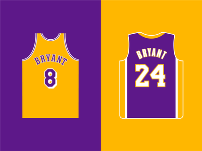 My Favorite Lakers - Kobe kobe bryant kobebryant kobe vector nba lakers basketball
