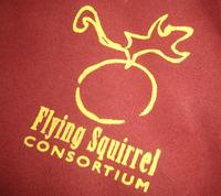 Flying Squirrel Consortium Silkscreen