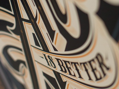 and again schemtzer ford social andisbetter closeup typography script letters