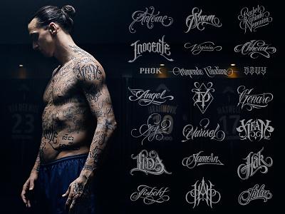 805 million names schmetzer tyrsa wfp 805millionnames zlatan tattoos