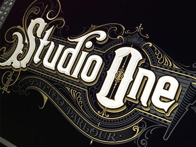 Studio One vector