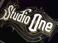 Studio One vector
